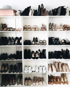 All of the shoes. @emily_luciano