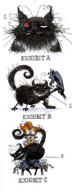 kinda silly jet eating people black cat art poes the black cat  the black cat from the edgar allan poe story