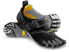 Buy a pair of Vibrams, they are god for you're joints