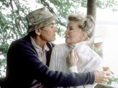 "On Golden Pond (1981) Henry Fonda, Katharine Hepburn....""Wanna dance or would you rather just suck face?"""