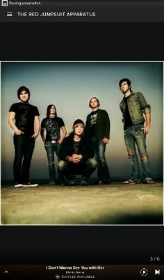 The Red Jumpsuit Apparatus | Red Jumpsuit Apparatus ...