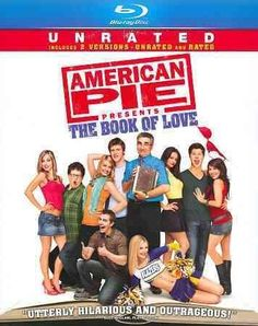 Universal American Pie Presents: The Book Of Love on dvd