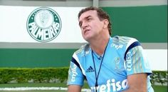Brasil: Cuca não sai do Palmeiras, segundo o adjunto Eudes Pedro
