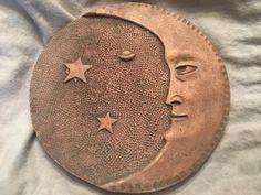 Found on EstateSales.NET: nice face sculpture