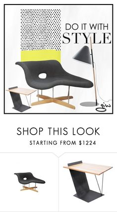 """""""do it with style..."""" by ian-giw ❤ liked on Polyvore featuring interior, interiors, interior design, home, home decor, interior decorating, Normann Copenhagen and modern"""