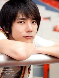 Kazunari Ninomiya...sigh....he's so gorgeous :)