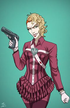 Red Alice commission by phil-cho on DeviantArt Comic Character, Character Concept, Character Design, Character Ideas, Concept Art, Superhero Characters, Marvel Characters, Marvel Art, Marvel Heroes