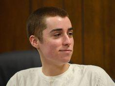 Shooter T.J. Lane in Custody