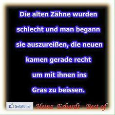 Heinz erhardt gedicht kunibert