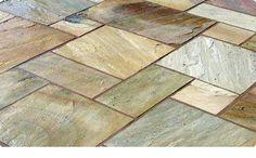 Fossil Mint sandstone £19.95 per sq mt