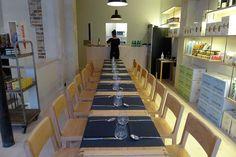 Restaurant La Dispensa, 9, rue Taylor Paris 75010. Envie : Italien. Les plus : Take-away, Antidépresseur.