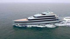 Feadship Savannah sea trials