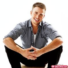 yes.. i will have his adopted babies  #ChrisEvans