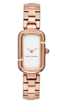 MARC JACOBS 'The Jacobs' Bracelet Watch, 31mm available at #Nordstrom