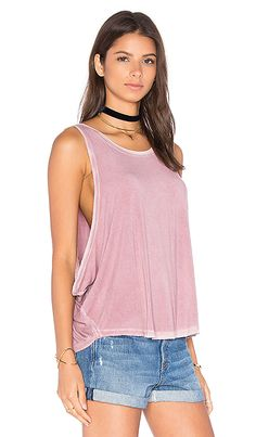 Shop for Free People Little Rock Tank in Rose at REVOLVE. Free 2-3 day shipping…