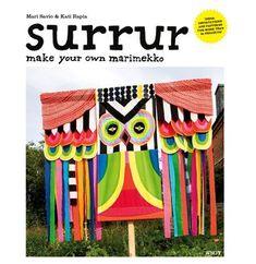 Make your own Marimekko? New book 'Surrur' shows you how