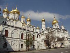 Самые красивые места Москвы (фото)