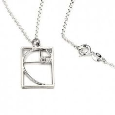 Academy Store | Fibonacci Necklace - Science - Featured Gifts