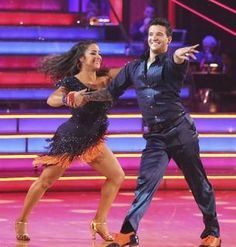 Dancing With the Stars 2013: Aly Raisman and Mark Ballas�s Week 6 Foxtrot