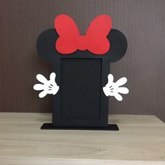 Mickey Craft, Mickey Mouse Crafts, Disney Crafts, Mickey Minnie Mouse, Cool Paper Crafts, Diy Crafts For Gifts, Creative Crafts, Mickey Mouse Birthday Decorations, Mickey Birthday