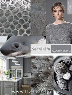 SHARKSKIN ~ MOOD BOARD~