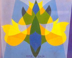 Giacomo Balla :: Grand Fiore Futurista