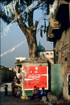 Harry Gruyaert. EGYPT. Cairo. 1998