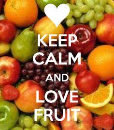 Fruity Love — TheySpeakOFIT