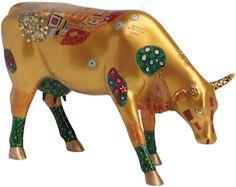 Klimt Kow on Shop CowParade