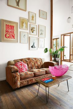 A COLORFUL HOME IN SYDNEY | THE STYLE FILES