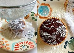 How to create the most gorgeous pattern on your cupcakes!