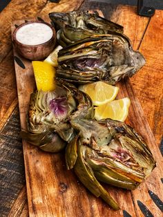 GRILLED ARTICHOKES WITH LEMON AIOLI - Charlotte Fashion Plate - Style Beauty Food Fashion Recipes Fresh Artichoke Recipe, Grilled Artichoke, Artichoke Recipes, Grilling Recipes, Veggie Recipes, Keto Recipes, Snack Recipes, Healthy Recipes, Gourmet Appetizers