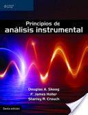 Principios de analisis instrumental / Principles of Instrumental Analysis