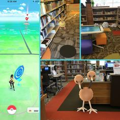 Are you a Pokemon GO player? Stop by any Livingston Parish Library branch to enjoy our air conditioning while stocking up on items or catching new Pokemon. We're keeping track of Pokemon captured at our branches, so let us help you catch 'em all! #pokemongo #pokemon #pokestop #mylplinfo #letsplayagame #catchemall #librarylife #librarylove