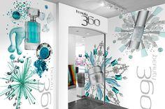 Design for Beauty360/CVS   Chase Design Group Beauty 360, Environmental Design, Branding, Group, Artwork, Logos, Home Decor, Brand Management, Work Of Art