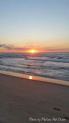 Sunrise 7/22/15 at 29th street Ocean City, MD