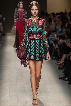 Paris, exotic, bold fashion
