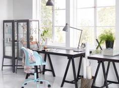 Highlight creativity with dark contrasts~IKEA