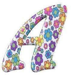 letters for decoupage Scrapbook Letters, Scrapbook Background, Cute Alphabet, Alphabet And Numbers, Alphabet Templates, Scrapbooking Freebies, Pretty Fonts, Letter Set, Decoupage