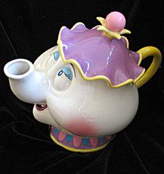 Mrs. Potts Musical Teapot