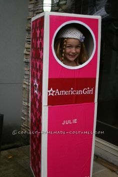 Original American Girl Doll Julie Costume for a Girl... This website is the Pinterest of costumes