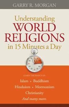 하루 15분에 완성하는 세계의 종교 | 176 페이지  세계의 종교에 대한 기본 정보를 제공하는 책이다. 이슬람, 불교, 기독교 등등…40개의 짧은 챕터로 구성되어 일반독자도 흥미롭게 읽을 수 있도록한다.
