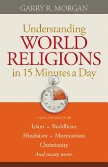 하루 15분에 완성하는 세계의 종교   176 페이지  세계의 종교에 대한 기본 정보를 제공하는 책이다. 이슬람, 불교, 기독교 등등…40개의 짧은 챕터로 구성되어 일반독자도 흥미롭게 읽을 수 있도록한다.