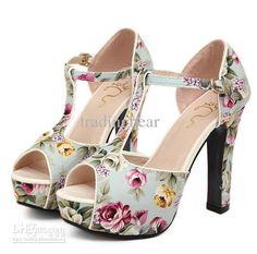 Resultado de imagen para heel sandals woman