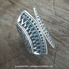 https://www.etsy.com/listing/223481391/boho-gypsy-ring-hippie-ring-bohemian?ref=listings_manager_grid&utm_content=buffercae83&utm_medium=social&utm_source=pinterest.com&utm_campaign=buffer  BOHO-GYPSY-HIPPIE handmade 925 Sterling silver BOHO Tribal printed ring