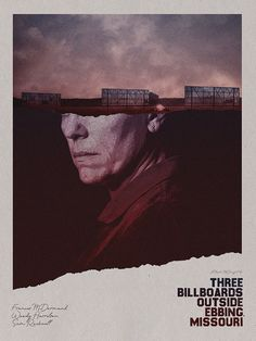Cool Art: Three Billboards Outside Ebbing, Missouri by Matt Needle | Live for Films