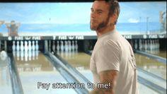 Nerdist vs WWE (CM Punk, AJ Lee, Kofi Kingston and Fandango) – Bowling