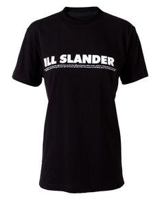 Browns fashion & designer clothes & clothing | CONFLICT OF INTEREST | Unisex Ill Slander Cotton T-Shirt
