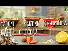¿Cómo preparar Martini de Café, Martini de Chocolate y Cosmopolitan? - Cocina Fresca - YouTube.   #CocinaFresca es presentada por Walmart ¡Suscríbete!