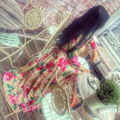 caftan uploaded by yas minaa on We Heart It Lovely Girl Image, Cute Girl Photo, Girl Photo Poses, Girl Photography Poses, Girls Image, Girl Photos, Girls Dp Stylish, Stylish Girl Images, Smart Girls